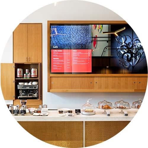 Ipanema Hospitality Refresh Technology